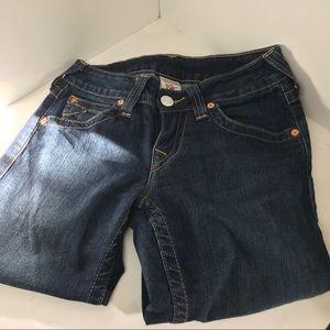 True Religion jeans women size 27